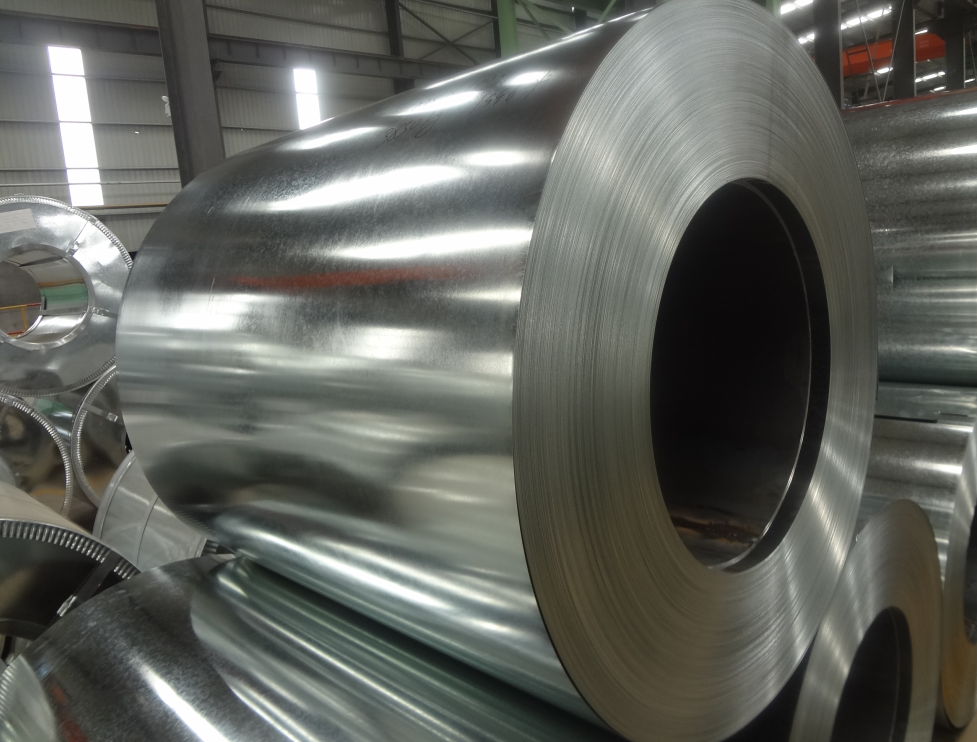 Hot dipped galvanized steel sheet in coils from China manufacturer