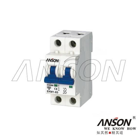 EKM1-63 MCB Mini Circuit Breaker