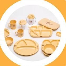 Amos Corn Tableware set