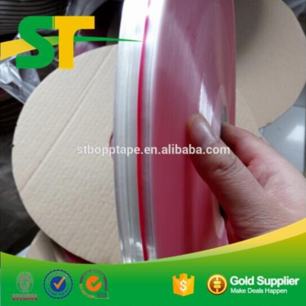 Release liner and double sides adhesive bag sealing tape