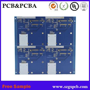 single-sided sine wave inverter pcb board simple circuit board design