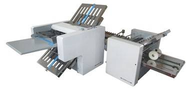 folding machine/cross folder
