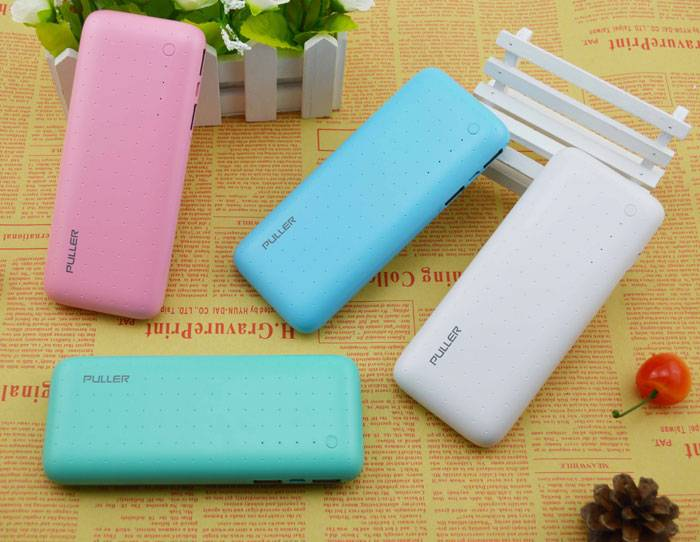 PULLER POWER BANK real 10000mAh portable battery charger power bank