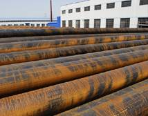 ASTM A106/A53 Gr.B seamless steel pipe