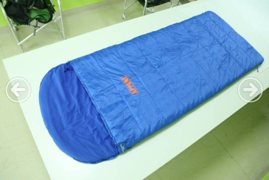 CAMPLUS sleeping bag