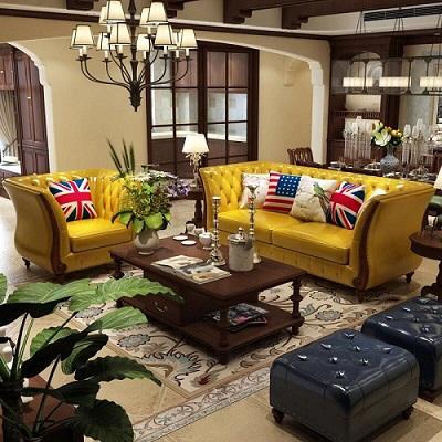 simple style sofas