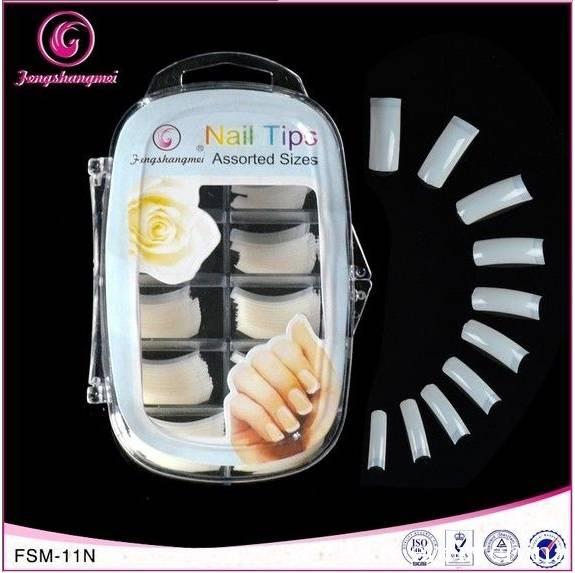 100pcs nail tips
