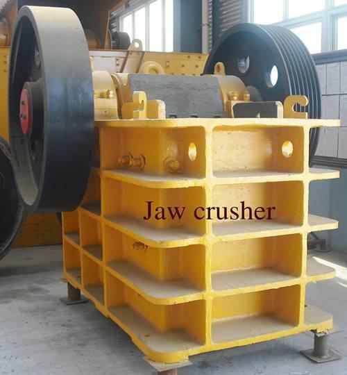 PE Series stone jaw crusher rock crusher