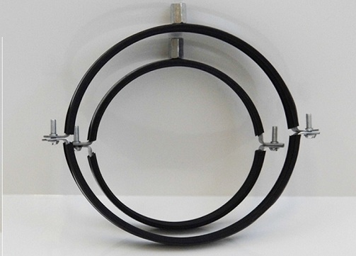 suspension rings, pipe clemps, metal ring, China metal ring factory
