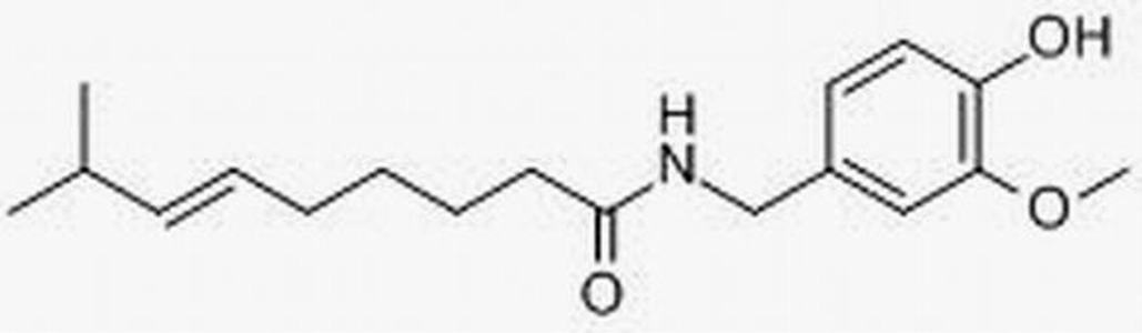 Capsaicin (Natural) CAS:404-86-4