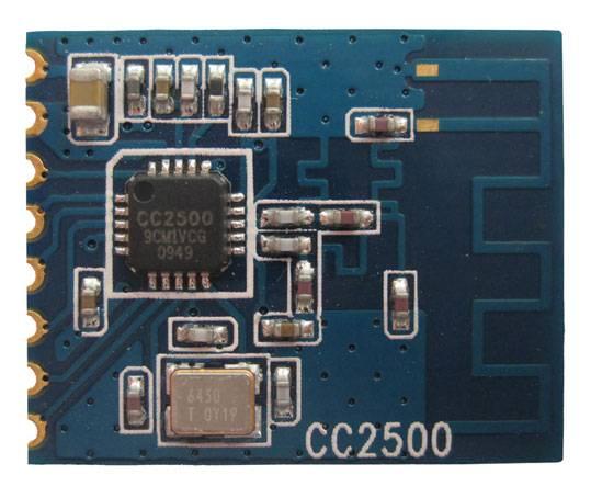 RF module cc2500
