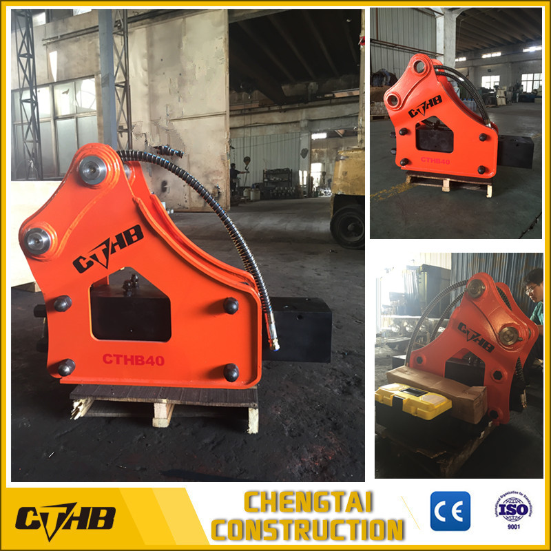 High Quality Rock Hydraulic Breakers for Excavators