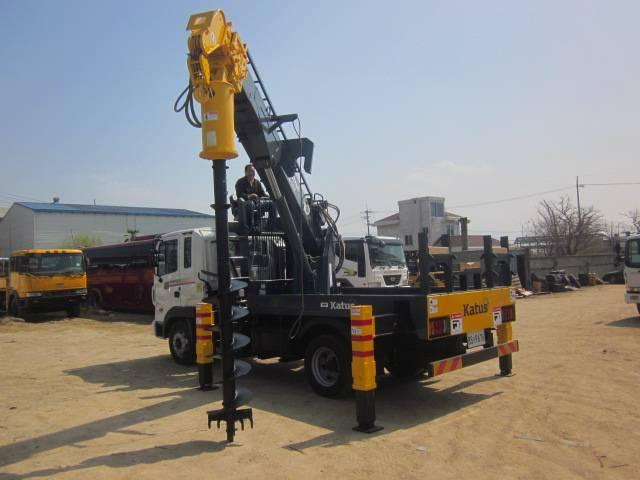 auger drill Katus KA-045C