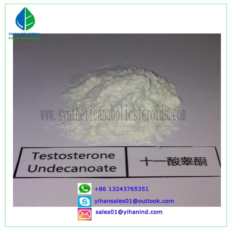 99% Steroid Hormone Testosterone Undecanoate Powder CAS 5949-044-0 for Bodybuilding Judy