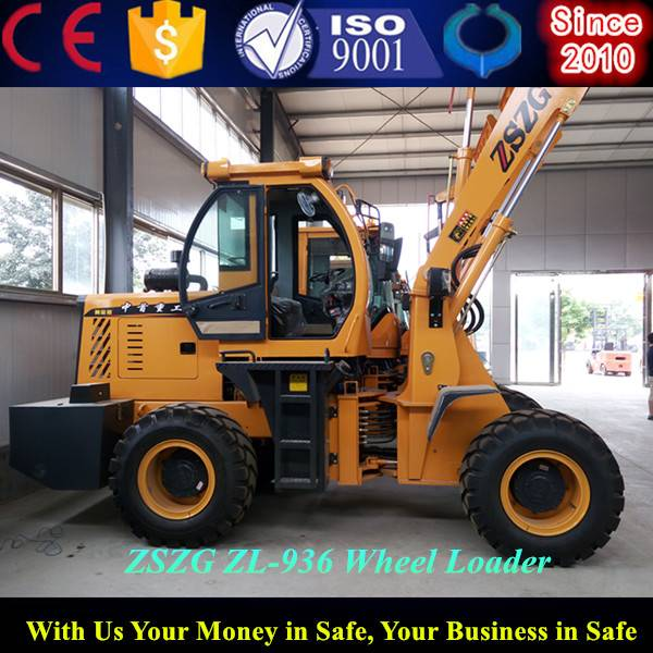 ZSZG Small Wheel Loader