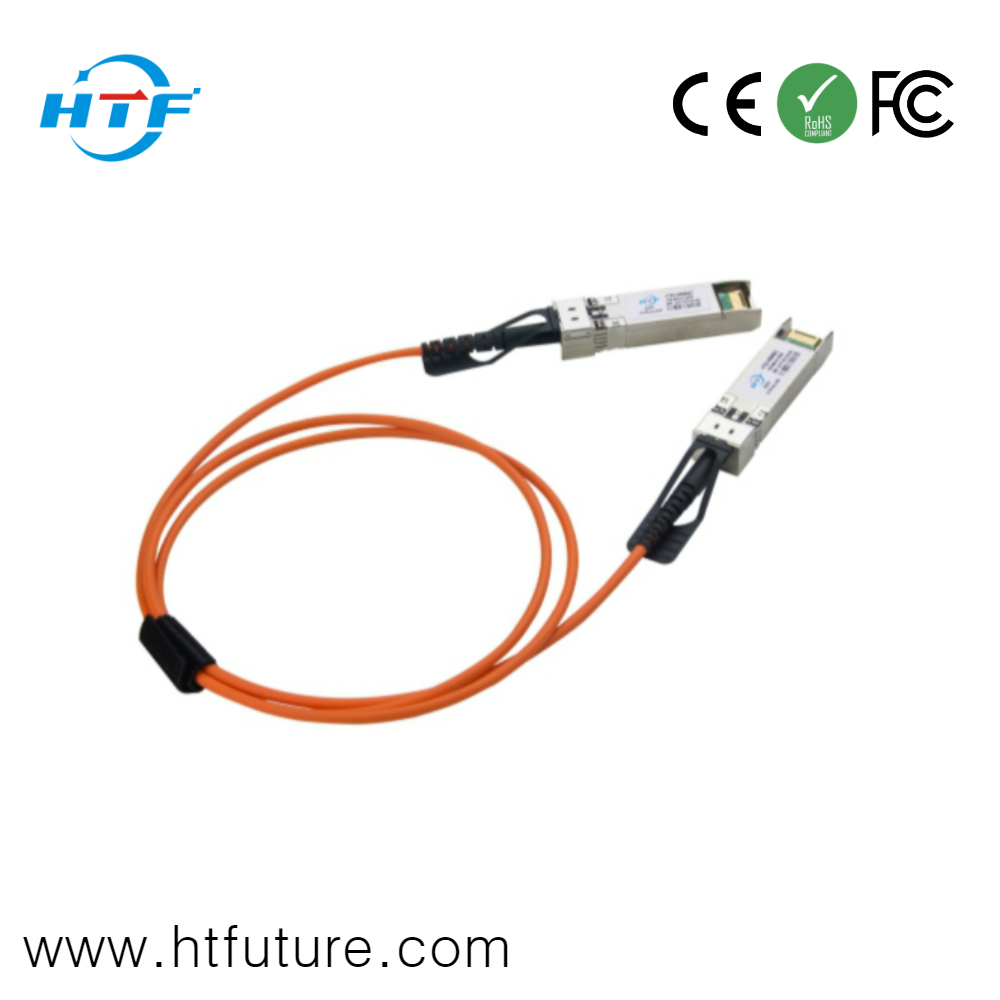 10Gb/s SFP+ Active Optical Cable AOC Cable