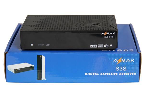 AZFOX S3S support WiFI HD