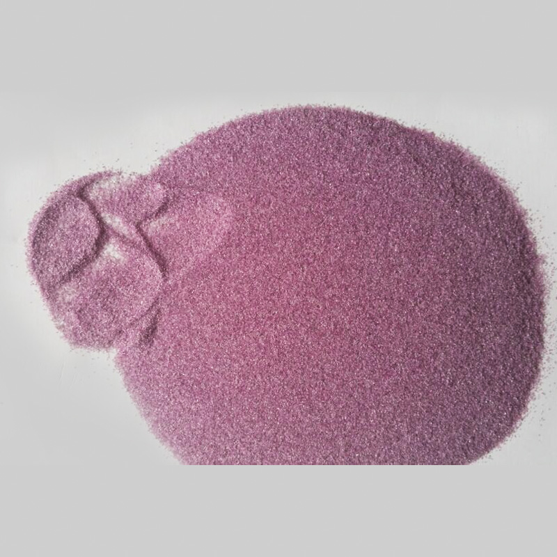 Pink Aluminum Oxide for Polishing and Grinding