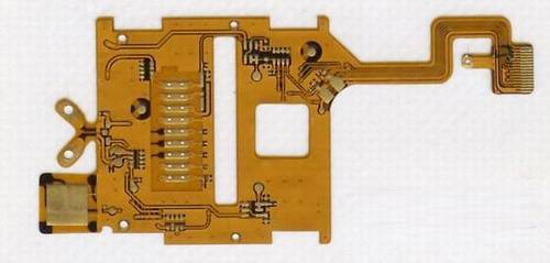 flexble board fpc pcb assembly (fpc29)