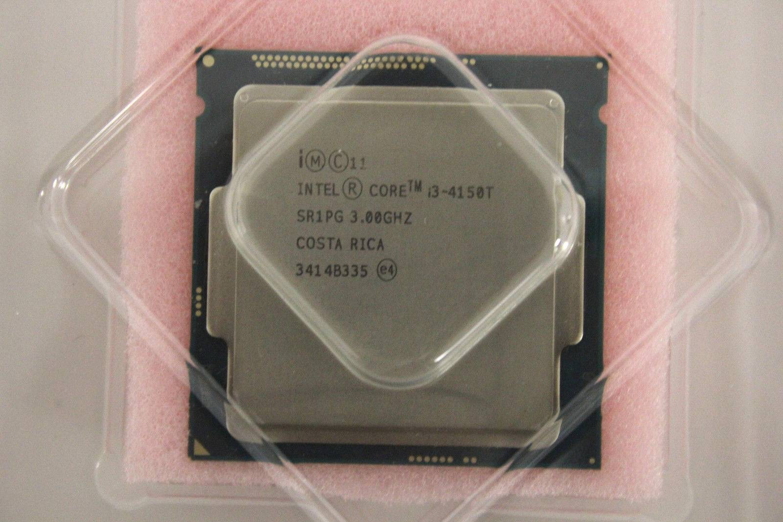 Intel Core i3-4150T SR1PG 3.0GHz Desktop CPU LGA1150/Socket Processor