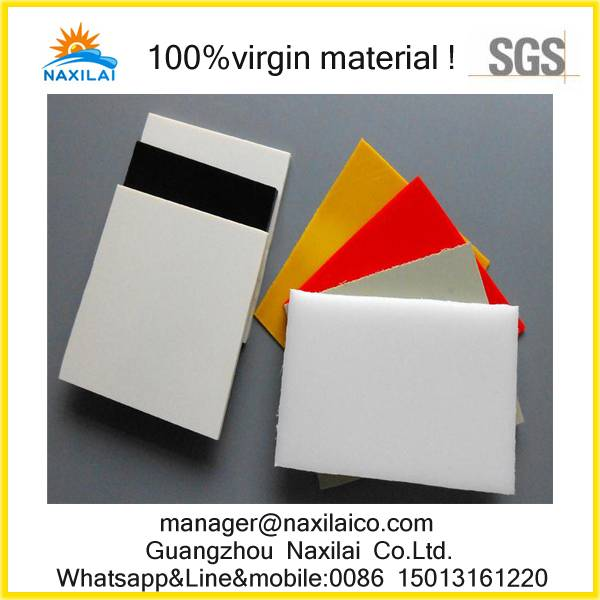 Plastic PP sheet fabrication