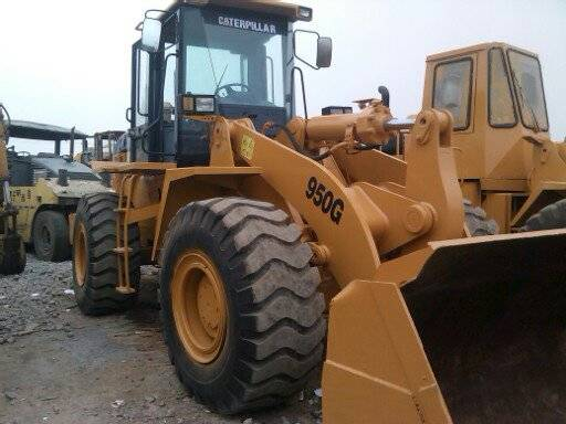 used caterpillar 950G wheel loaders for sale (Mobile:0086 13167003691)