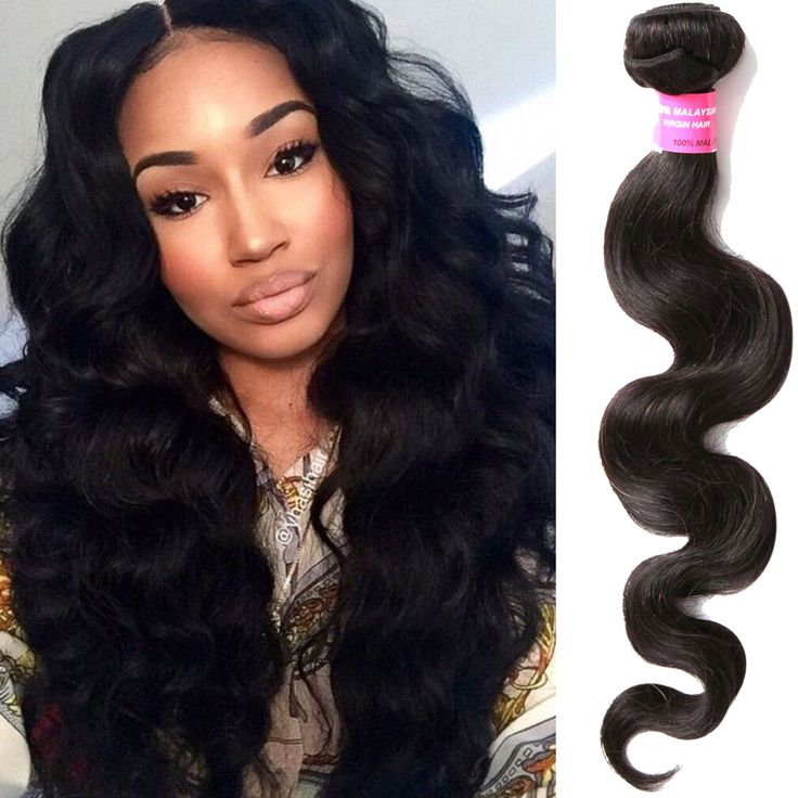 malaysian remy body wave natural afro extension hair