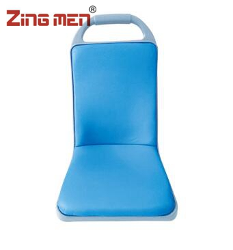 Best-selling ZT8100 Plastic Blow Molding Bus passenger Seat With Overall Soft Seat Package