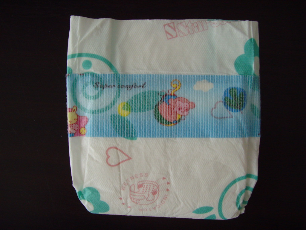 disposable baby  nappy pads