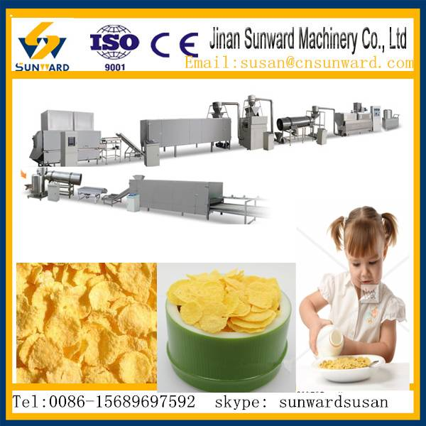 China High quality automatic breakfast cereal machine