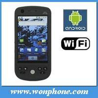 H6 Google Android 2.1 mobile phone with TV function