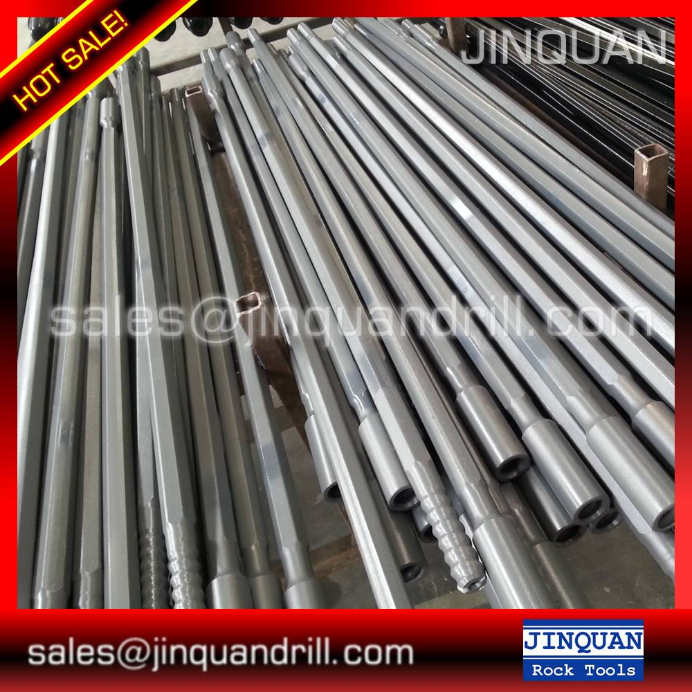 Extension drill steel with best quality