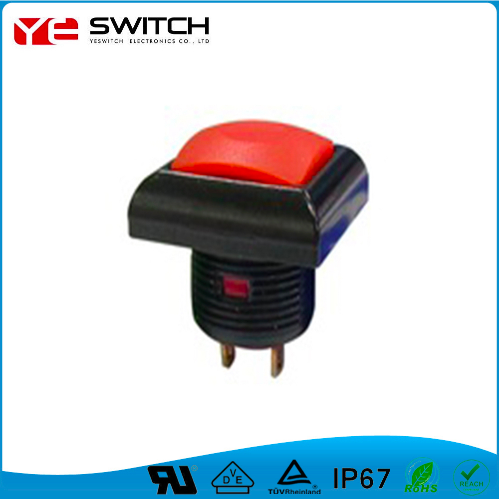 Yeswitch Electrical Waterproof Push Button Switch
