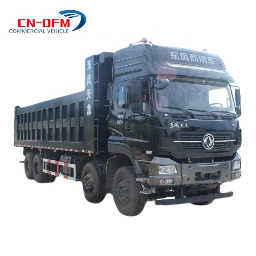 Dongfeng 420HP 8x4 Dump Truck Best Price Tipper Truck For Sale