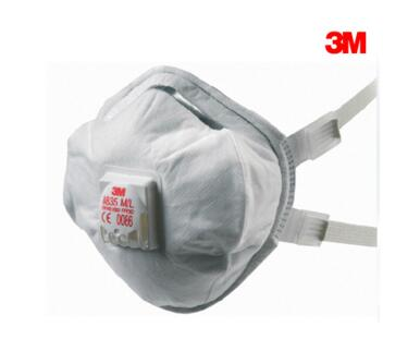 3M 8835 FFP3 anti nuclear radiation mask