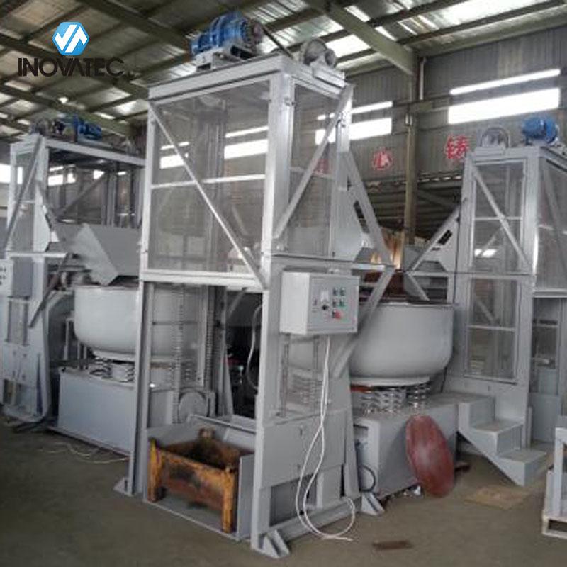 Automatic Vibratory finishing machine production line