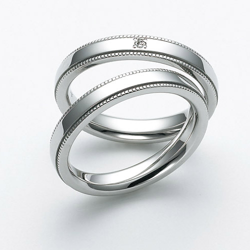 Design simple s925 sterling silver ring couple ring
