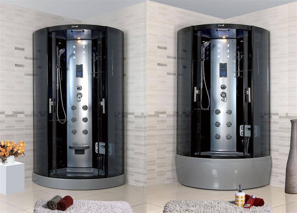 Hot Sale Big ABS Steam Glass Shower Room