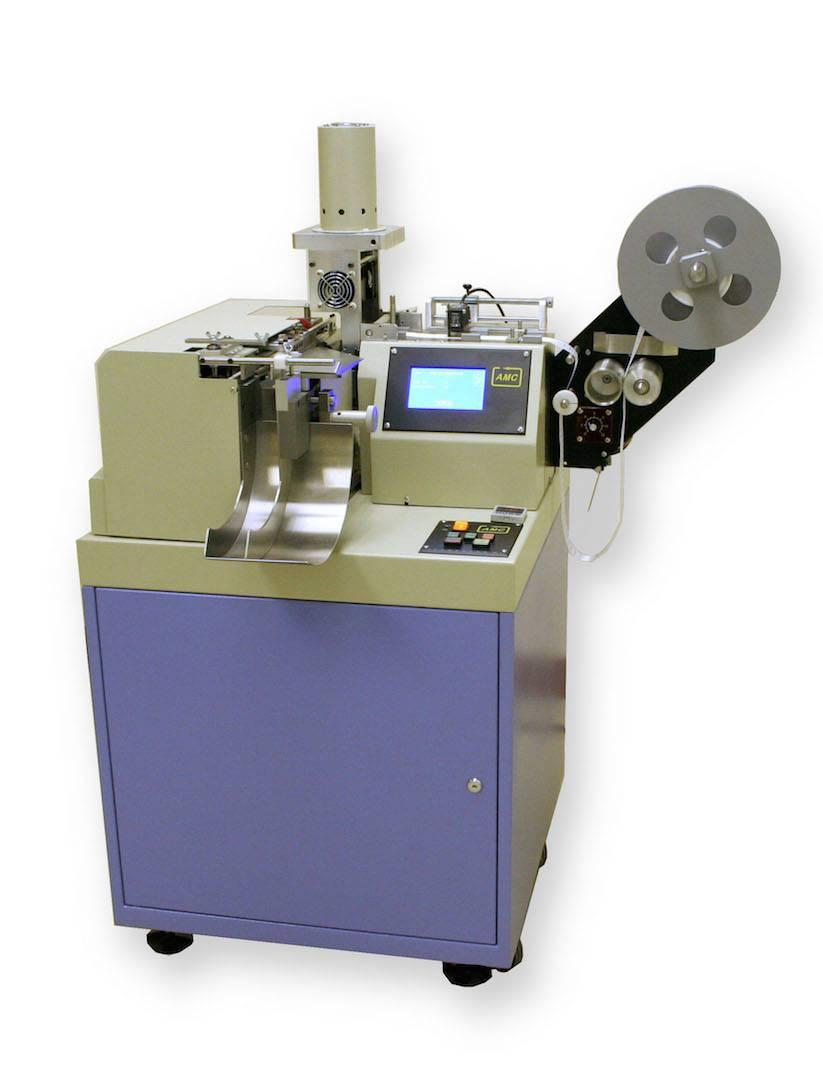 Ultrasonic Label Cutting and Folding Machine (ALF-300H)