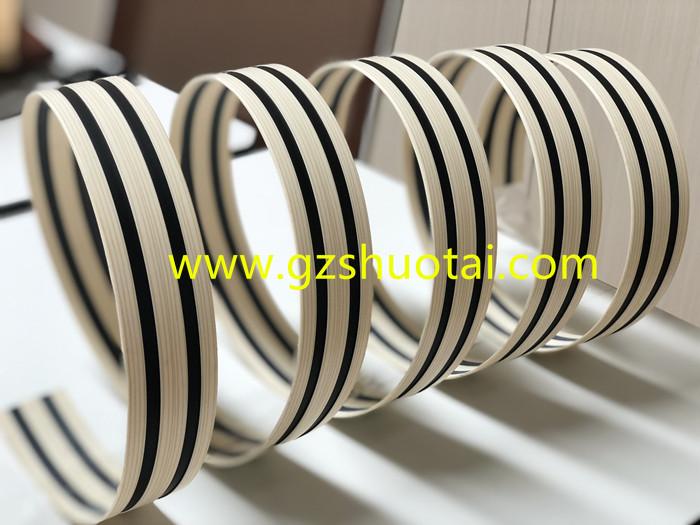 New styple PVC/ABS/Acrylic edge banding tape