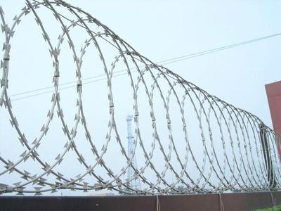 Razor Wire Flatwrap