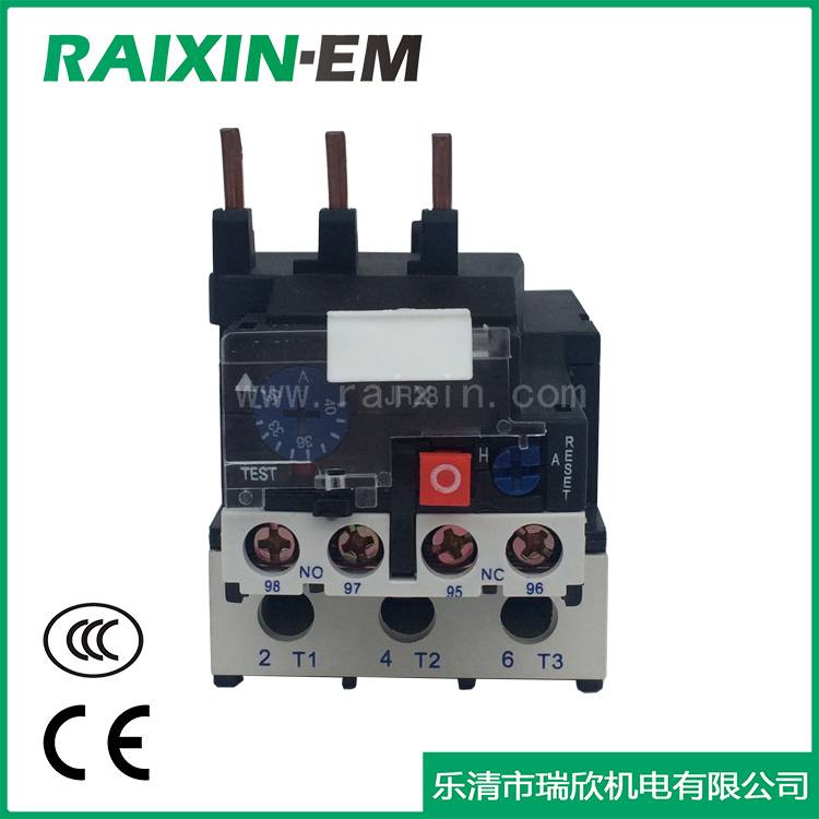 JR28-36 Thermal Relay