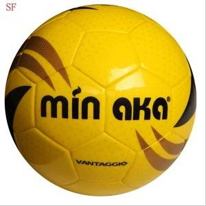 Match Games PU TPU Football Soccer Ball