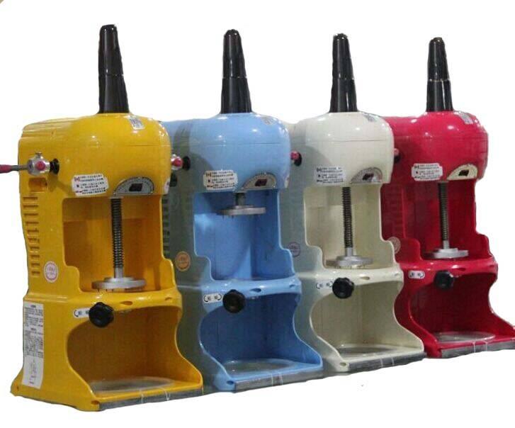 block solid ice shaver machine/snow ice shaver machine/snow ice shaved machine/ice crusher