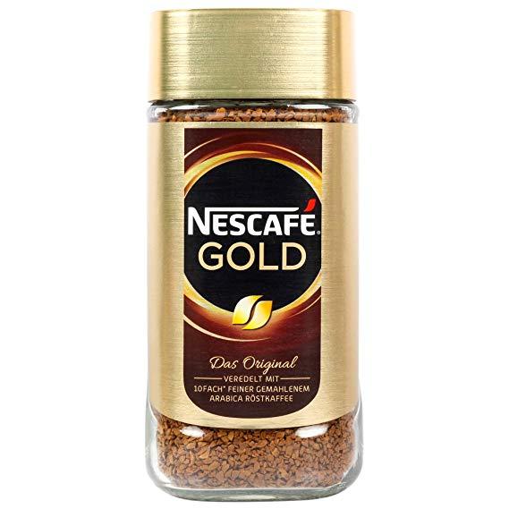 Nescafe Gold 200g coffee.
