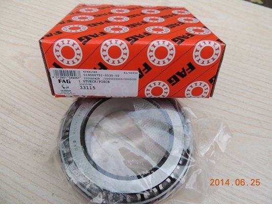 FAG 33115 Tapered roller bearings