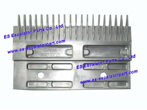 ES-D005A CNIM Comb Plate 8021340Z0 Center part for escalator