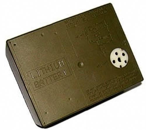 Lithium Sulphur Dioxide Military Battery BA-5598/U