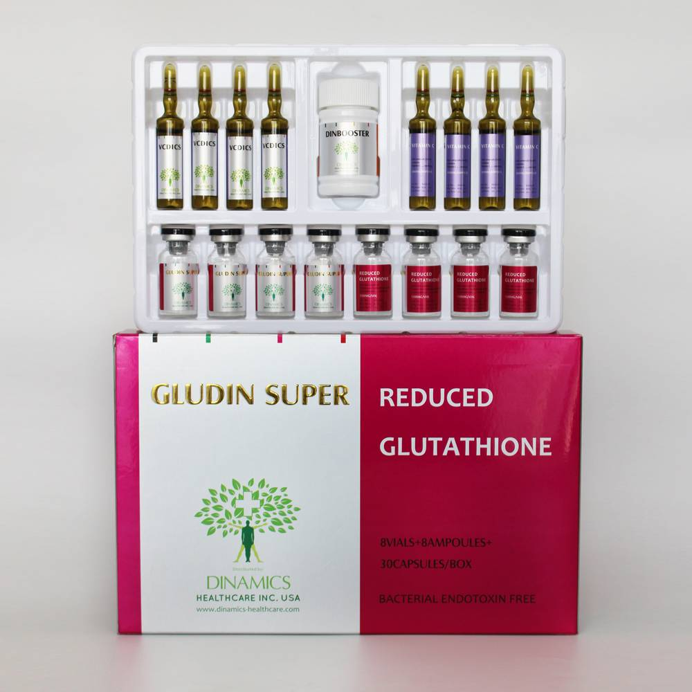 GLUDIN SUPER ( Glutathione Skin Whitening Injection)