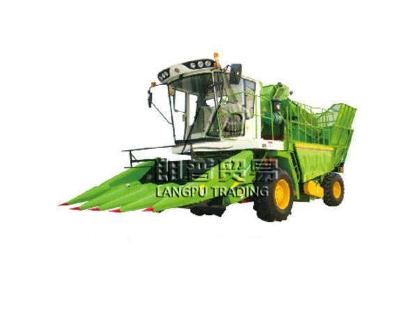 4YZ-4 Corn Combined Harvester